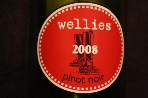 2008 Wellies Pinot Noir